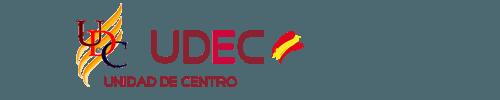 """UDEC Unidad de Centro """"El Partido Político de la Gente y para la Gente"""""""